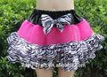 Venta al por mayor venta caliente profesional de ballet tutu mini faldas para las niñas/baby
