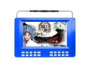 KD-96C video amplifier sunplus8202KD+C100,Portable DVD player amplifier