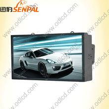 46 pulgadas a todo color de pared al aire libre publicidad LCD-TV