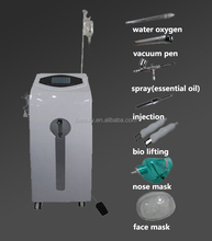 Remoción Bolsa Ojo con oxígeno jet de agua de la máquina