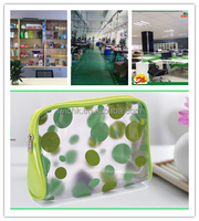 China supplier manufacture promotion gift cosmetic pvc bag cosmetic pvc bag