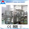 SUS 304 3 in 1 monobloc rinser filler capper in hot sale