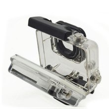 Go pro accessories LCD Version Go pro Waterproof Housing, for Go Pro He ro3 with LCD. 30-Meter Waterproof GP242