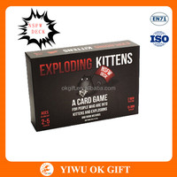 Exploding Kittens NSFW DECK Card Game Wholesale