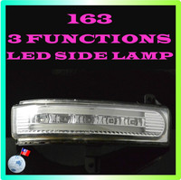 HIGH POWER NEW STYLE CAR spare parts Three Functions LED SIDE LAMP FOR MAZDA 5 8 CX-7