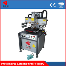 Professional manufaturer high quality 17 years vertical screen printing machine for sale