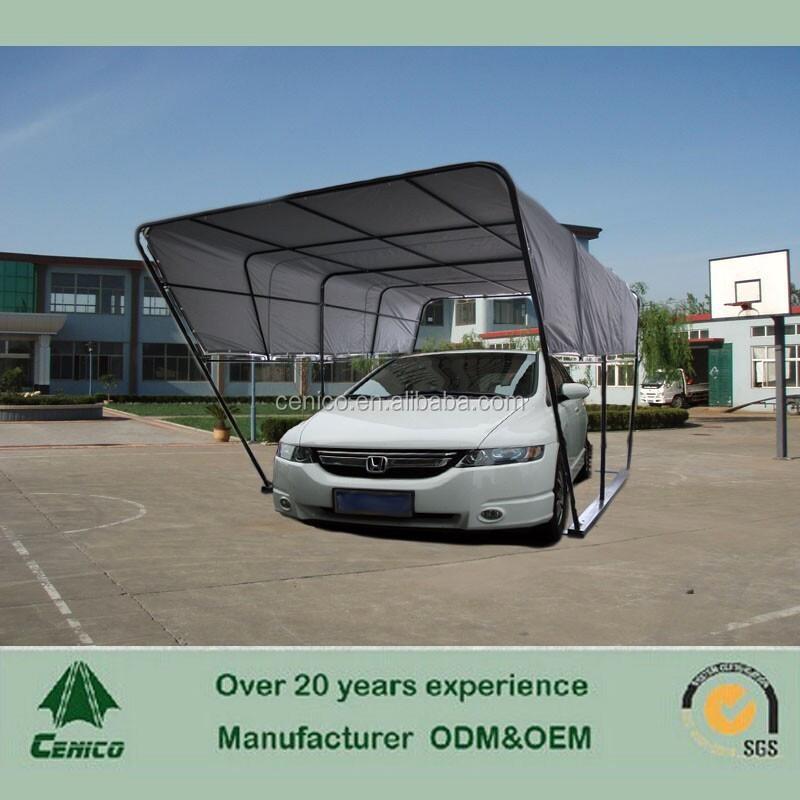 neuen stil auto baldachin parkplatz obdach auto zelt. Black Bedroom Furniture Sets. Home Design Ideas
