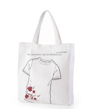 gold supplier custom promotional bag, standard size cotton bag, new attractive cotton tote bags with printing