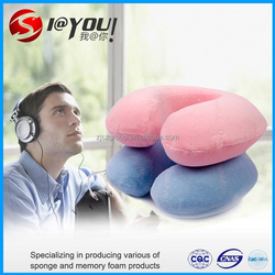 Trendy Design pillow Wholesale High Quality Best Selling Comfortable memory foam pillow,neck pillow