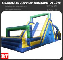 Inflatable Slip Slide And Water Slide Combo
