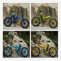 fold fat tyre bike beach cruiser