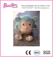 Plush stuffed Monkey