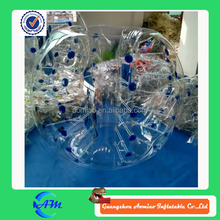 new style inflatable bubble ball suit inflatable bubble football ball for sales