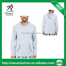 Ramax Custom Men Plain French Terry Hoodies