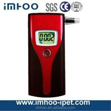 police LCD digital breath alcohol tester breathalyzer tester