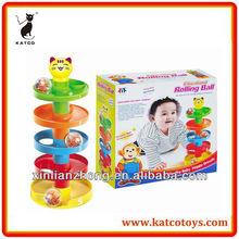 Baby developmental games ball track games toys