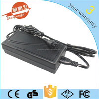 AC to dc power charger adapter 42v 2a for electric balance scooter