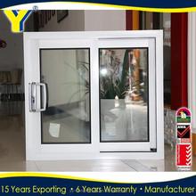 Australia standard /Australian standards double glazing Residential Aluminum Windows/aluminium sliding windows with mosquito net