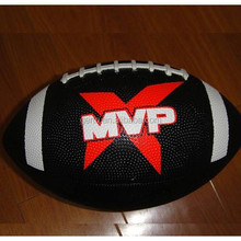 2015 new hot sales customized rubber American footballs