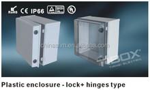 Plastic junction enclosure- TIBOX ABS PC plastic enclosure box IP66 UL