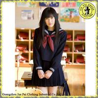 Autumn Long Sleeves High School Band Uniform For Girl