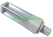 8W 650lm G24 360 degree LED PL Lamp CE RoHS
