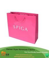 China supplier women bag shopping paper bag