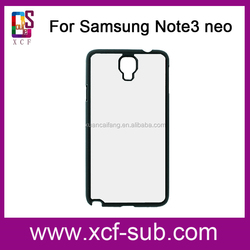 Cute Blank Customized Phone Cover for Samsung Note 3 Neo for girls, DIY Phone Cover for Samsung Grand Neo