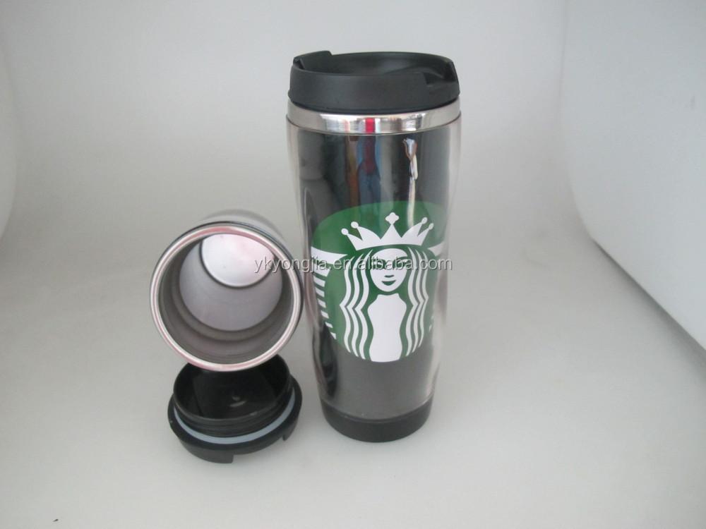 double paroi coupe starbucks tasse de caf tasse souvenir tasse promotionnelle tasse id de. Black Bedroom Furniture Sets. Home Design Ideas