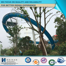 Latest new arrail cheap inflatable water slides for sale factory in china
