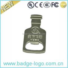 hot sale shape wine bottle opener/customized botter opener/bottle opener manufacturers