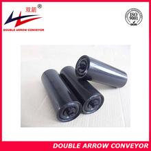 Standard ISO 9001 Steel return rollers for belt conveyor machinery