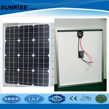 alibaba china A-grade cell high quality 40W solar panel