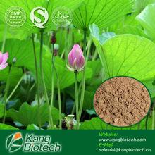 Herbaria china Pérdida de Peso Natural Ingredients nuciferina <span class=keywords><strong>Polvo</strong></span>