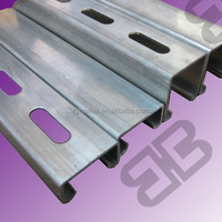 Q235B high strength Steel C channel dimension