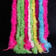 wholesale feathers boa christmas birthday wedding masquerade party supplies 50g