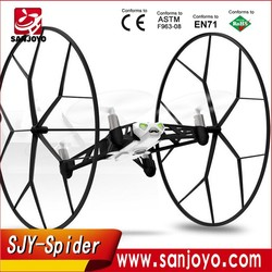 Rolling Spider RC Helicopter With camera app rc drone with camera UFO By iPhone / iPad Android
