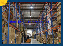 lead free expoxy powder painting warehouse rack layout for auto parts storage