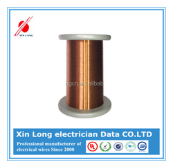 Insulation coated electro magnet wires and cables radio frequency coils