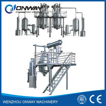 RFE energy saving stainless steel herbal extraction equipment