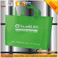 Good Quality spunbond non woven Fabric Shopping grocery bag