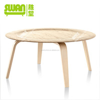 3018 hot sale plywood coffee table