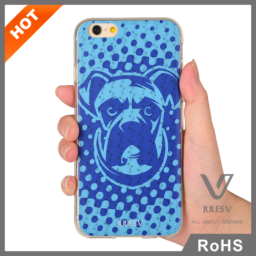 Customized 3D mobile phone case for iphone 6, phone case for iphone6