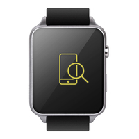 smartwatch for iPhone Android Cell Phone SIM card anti-lost touch 1.56inch screensmart watch 3g