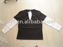 Children's long sleeve tee shirt