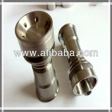 14mm 18mm Domeless Grade Titanium Nail vapor