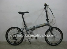 2012 deseo new type folding bike bicycle