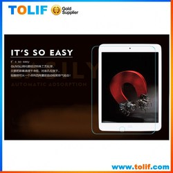 mobile phone screen protector for ipad mini 1/2/3 screen protector tempered glass/ clear matte/ privacy/ mirror /color