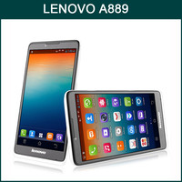 Bulk Buy from China LENOVO A889 MTK6582 Quad Core 6 Inch Big Touch Screen Old Model Mobile Phones