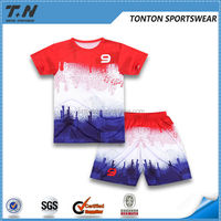 Wholesale Design Your Own Sublimation Custom Soccer Jersey